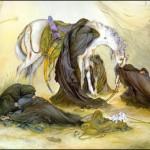کربلایی توزی 18محرم93هیئت حضرت علی اصغرع بوشهریهای قم-3