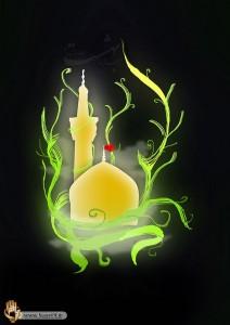 کربلایی توزی ۱۶محرم۹۳هیئت حضرت علی اصغرع بوشهریهای قم-2