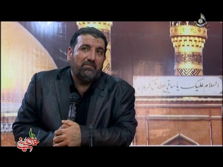 مصاحبه با کربلایی حسن توزی شبکه بوشهر